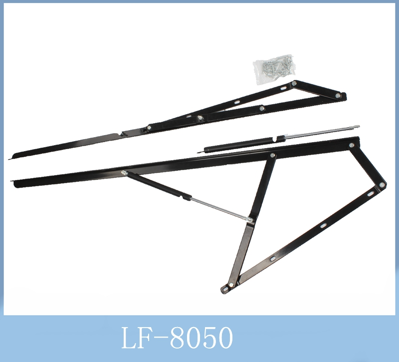 2015 bed frame fittings with gas springs/bed lift mechanism(China (Mainland))