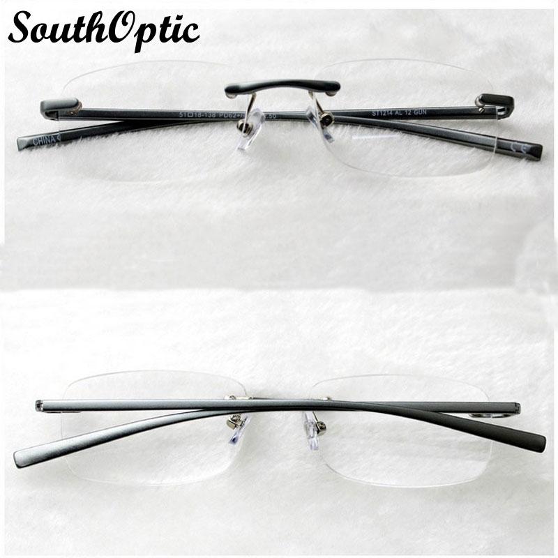 On Sale Fashion Aluminium Magnesium With Spring Hinge Unisex ST1214 CE +125 +150 +175 +200 +250 +300 +325 +350 Reading Glasses(China (Mainland))