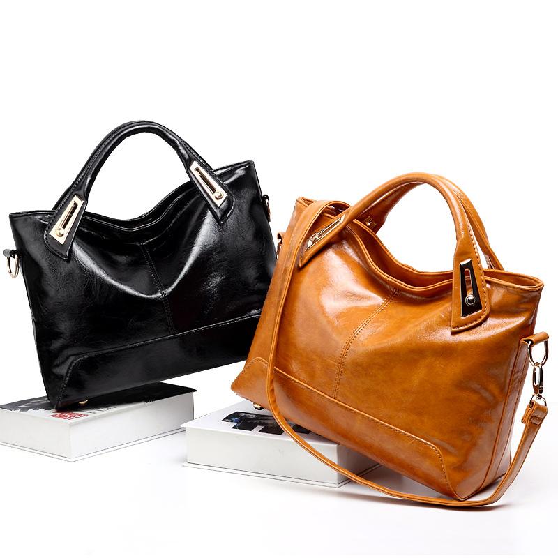 2016 Women Only beautiful The locomotive bag Fashion The large capacity Handbags Woman Cool bao Shoulder bag(China (Mainland))