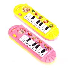 Cute Baby Kids Children Toddler Early Educational Musical Piano Developmental Game Toys #72575(China (Mainland))