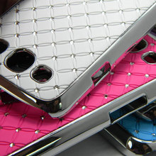 For Samsung Galaxy S3 case S4 S5 S6 i9300 i9600 bling Rhinestone diamond design promise diamond never drop off(China (Mainland))