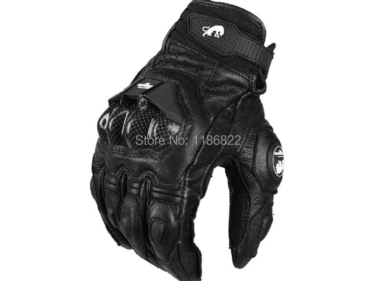 2015 Hot Selling AFS 6 Motorcycle Gloves Moto Racing Gloves Knight Leather Bike Driving Bmx Atv