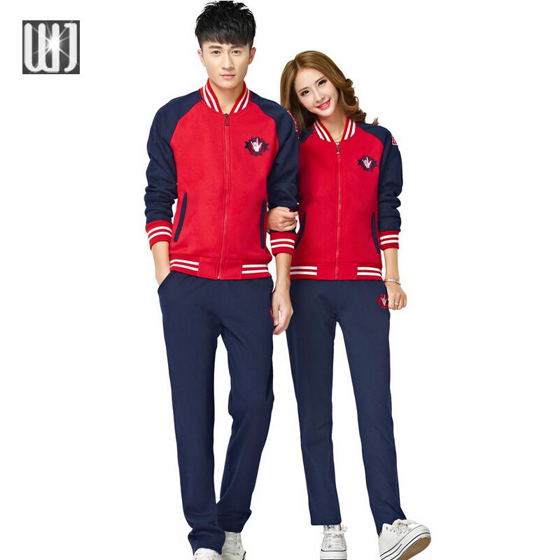 Plus Size 4XL Hoodies&Sweatshirts Tracksuit Men/Women Cardigan Sport Suits Male Sweatshirt Coats Jacket Set Pants Sportswear