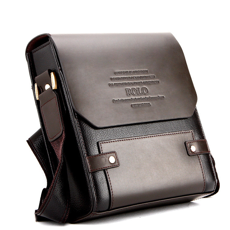 Europe and Ameican style men's business bag Fashion casual shoulder bag top quality Briefcase Bag(China (Mainland))
