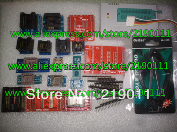 V6.1 TL866A USB Universal Programmer +20ADAPTERS