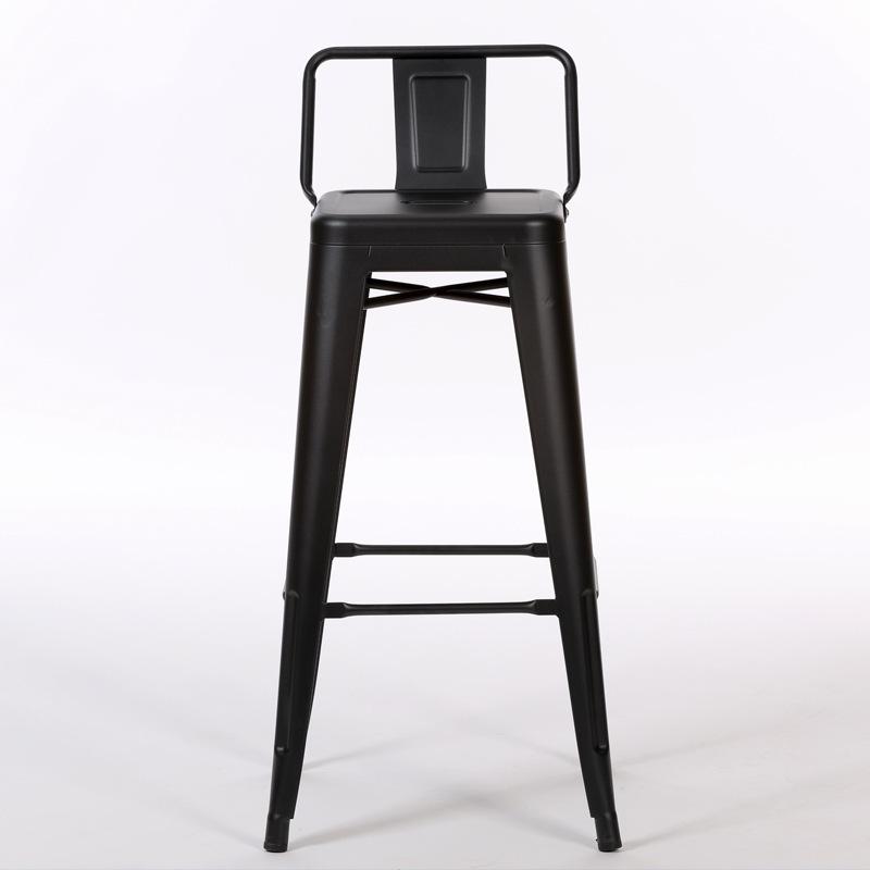 Modern Bar Stools Dallas 28 Tall Metal Bar Stools L  : European Fashion metal bar stool caf tall metal bar chairs low backrest Bar stool wind industry from www.theridgewayinn.com size 800 x 800 jpeg 66kB