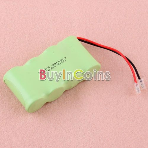 4.8V 700mAh 2/3 AA 2/3 AA Cordless Phone Rechargeable Battery Replacement Pack MBIC #13135(China (Mainland))