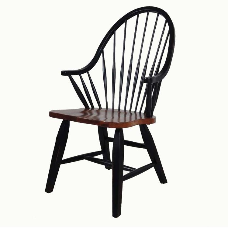 Sillas de roble para comedor de madera silla windsor - Sillas de roble para comedor ...
