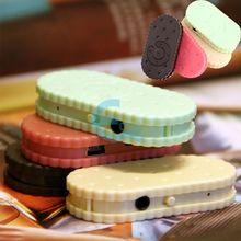 Mini Cookie Shape USB Digital MP3 Music Player Support Micro SD TF Card #58041(China (Mainland))