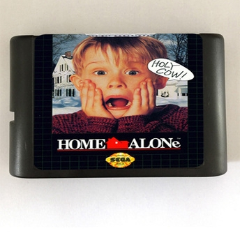 Games Cartridge - Home alone For 16 bit Sega MegaDrive Genesis Sega Game console<br><br>Aliexpress