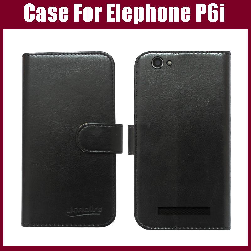 Luxury Flip Leather case Elephone P6i Mobile phone cover stock fashion style . - Guangzhou Venice store