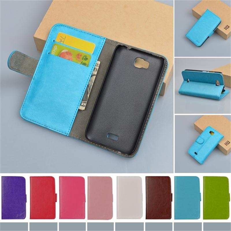 J&R Brand Wallet PU Leather Stand Flip Case Cover Huawei Honor Bee/For Y5C/For Y541 y560-u02  -  ZhaoChen Technology store