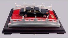 Century Dragon 1:18 red flag CA7600 J (HQE) to review the car in Jinshui Qiaoban Limited(China (Mainland))