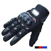 Pro Biker Fashion Motorcycle Gloves Full Finger Men Women Motos Sports Motorbike Motocross Protective Gear Racing Glove M - XXL(China (Mainland))