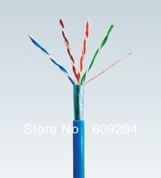 Patch Cord FTP Cat5e PVC Cable 20 meters