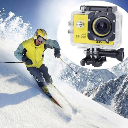Фотокамеры и Аксессуары OEM ! CE FCC SJCAM SJ4000 WiFi HD 1080P 12MP 30m DVR DV S-SV-0011B ce emc lvd fcc oxygen source ozonator