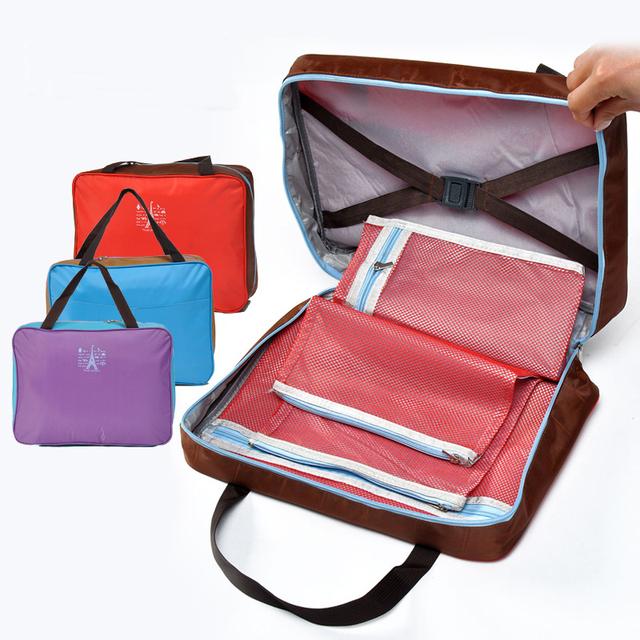 Новое поступление 2016 мода водонепроницаемая камера сумки женщины дорожная сумка ...