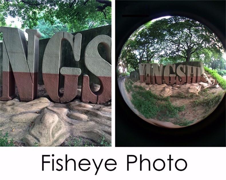 4in1 Schott Glas Fisheye Lenses Wide Angle Macro 3X Telephoto Lens For Meizu m3e m2 mini m3s mx4 m2 note Universal Mobile Clips