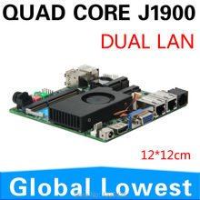Cheap j1900 CPU mini motherboard with DC 12V input micro mainboard windows embedded from OEM Factory(China (Mainland))