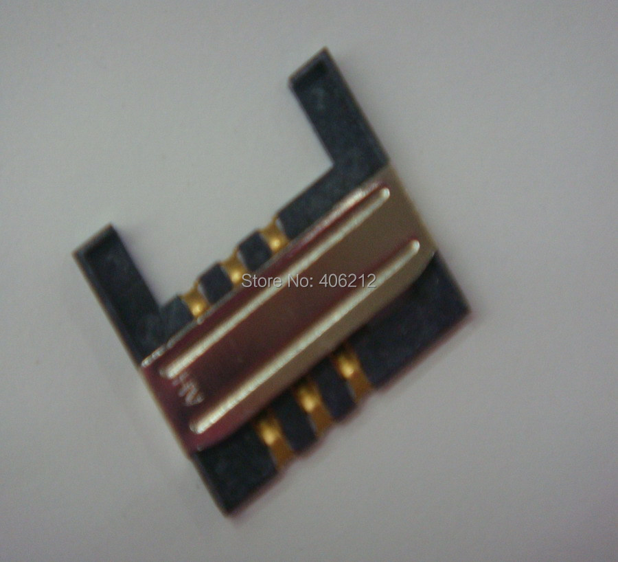 samples support MOBILE phone SIM card connector 2.1mm high,gold plating ,100pcs/lot