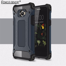 Buy EDWO For LG G5 K4 K5 K7 K8 K10 Dual Layer Armor Protection Phone Bag Hard PC Plastic+Soft TPU Rubber Silicone Back Cover Case for $6.99 in AliExpress store