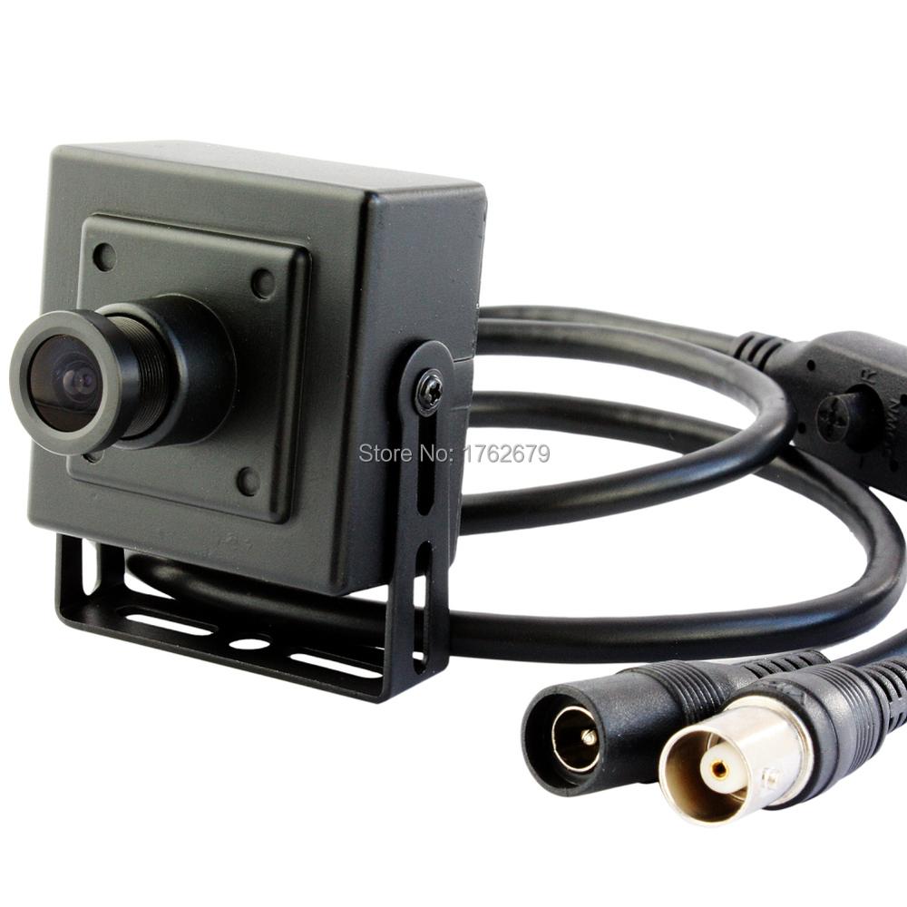 """2015 hot selling 1/3"""" Sony Effio-e 700TVL mini aluminum analog ccd camera box camera(China (Mainland))"""