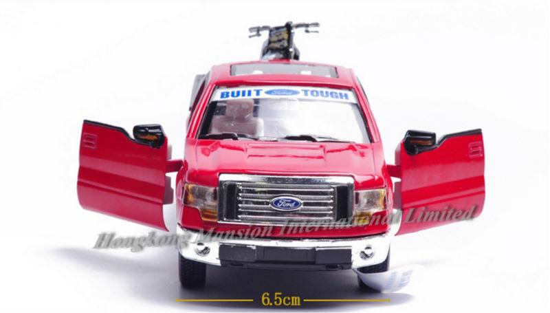 New 132 Car Model For Ford F-150 Raptor (14)