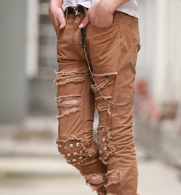 Мужские джинсы N