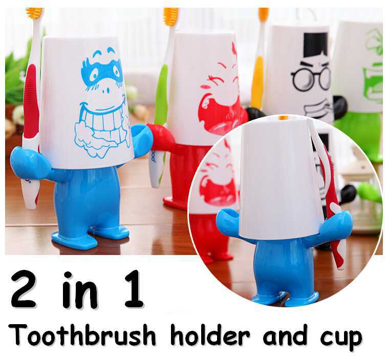 Dispenser De Creme Dental China,Suction Cup Toothbrush Holder, Red Blue Green Yellow Colorful Dispenser De Creme Dental(China (Mainland))