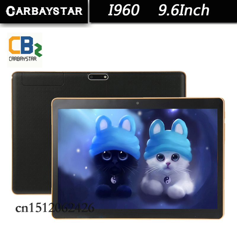 CARBAYSTAR 9.6 inch I960 Quad Core 1.5GHz Android 5.1 4G LTE tablet android Smart Tablet PC, Kid Gift learning computer(China (Mainland))