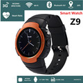 Android 5 1 Bluetooth 4 0 Smart Watch Z9 Phone 360 360 Full Screen Support Google