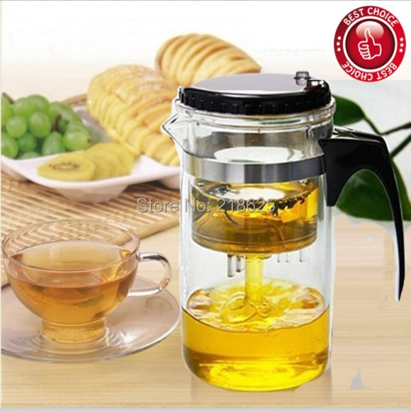 Free Shipping Hot Selling Drinkware 500ml Teapot Glass Tea Pot High Quality Two kinds To Choose
