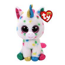 """Ty słoń i pluszowa małpka zabawki dla dziewczyny królik lis słodkie zwierzę sowa jednorożec kot biedronka 6 """"15 cm(China)"""