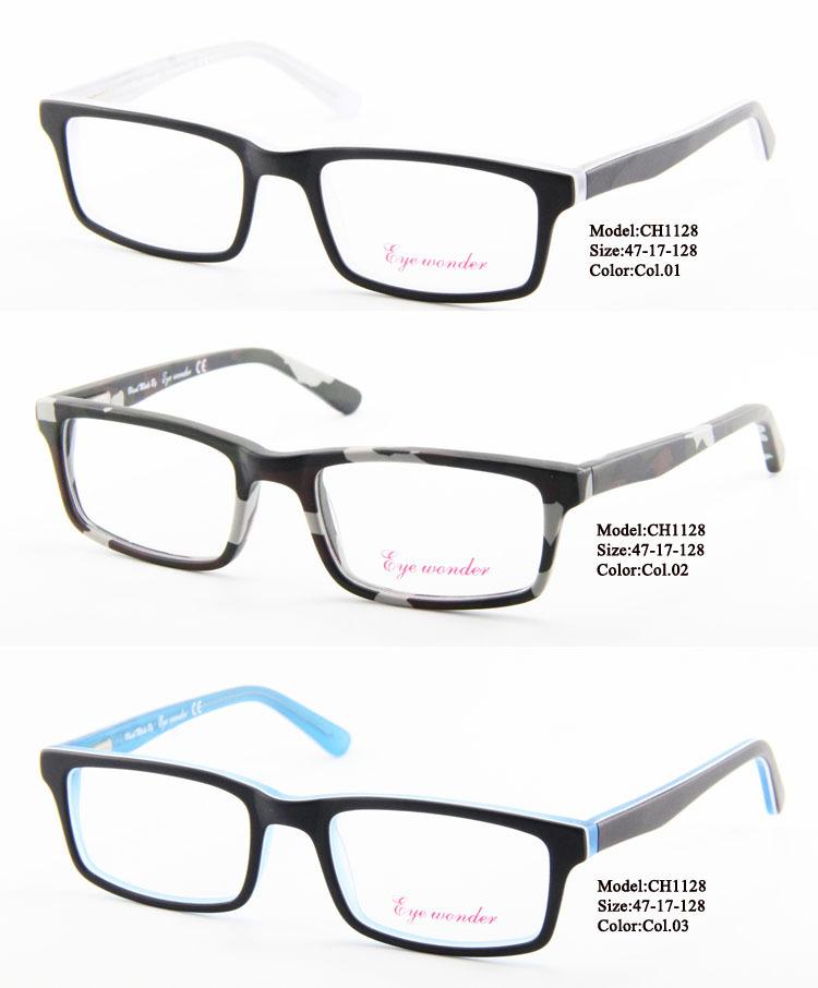 Wholesale Kids Glasses Hand-made Full Rim Acetate Designer Glasses Frames for Boys Girls Eyewear(China (Mainland))