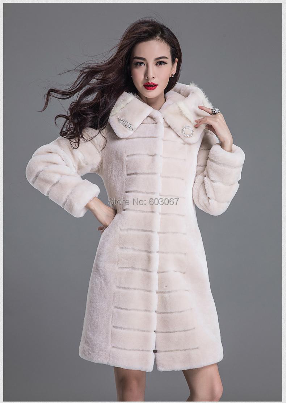 Женская одежда из меха New Phoenix 2015 3XL