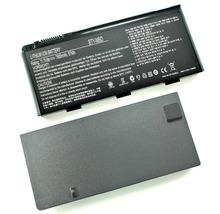 11.1V 7800mAh 9Cells Laptop Battery  BTY-M6D for MSI GT660 GT663 GT683 GT685 GT70 GT780 GT783 GX60 GX660 #C06