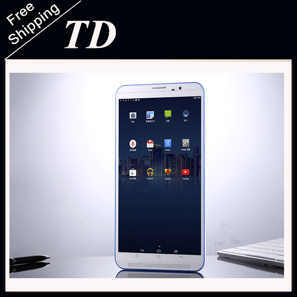 TD 8inch 3G Tablet pc Google Android 4.4.2 4G RAM 32G ROM Tablet Bluetooth \ WIFI \ GPS \ WCDMA \ GSM\Dual Sim Card Tablets M1(China (Mainland))