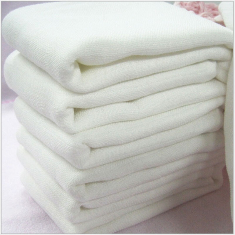 2pcs Baby Cloth Diapers Bamboo Fiber Kids Reusable Nappy Newborn Breathable Mat Washable Changing Pad Baby Care BY543