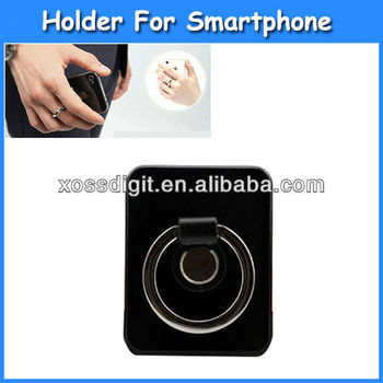 360 Degree Rotation Ring Stand Holder For Smartphones & iPod & Tablet PC & Camera