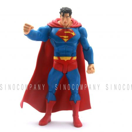 New DC Direct Superman Last Son Series 1 Movie Master Action Figure Toy(China (Mainland))