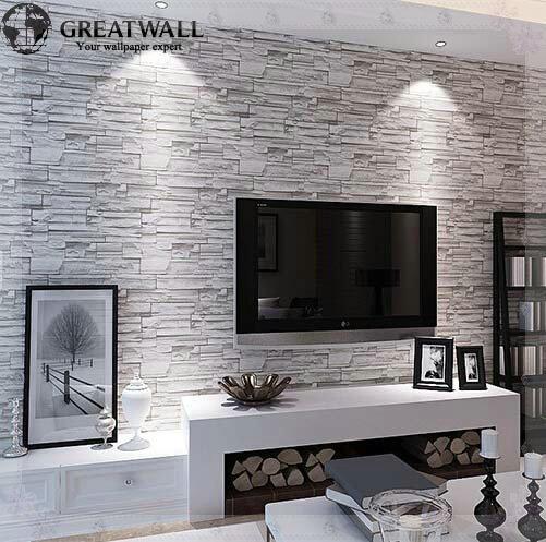 Aliexpresscom Acheter Grande Muraille 3D PVC Moderne