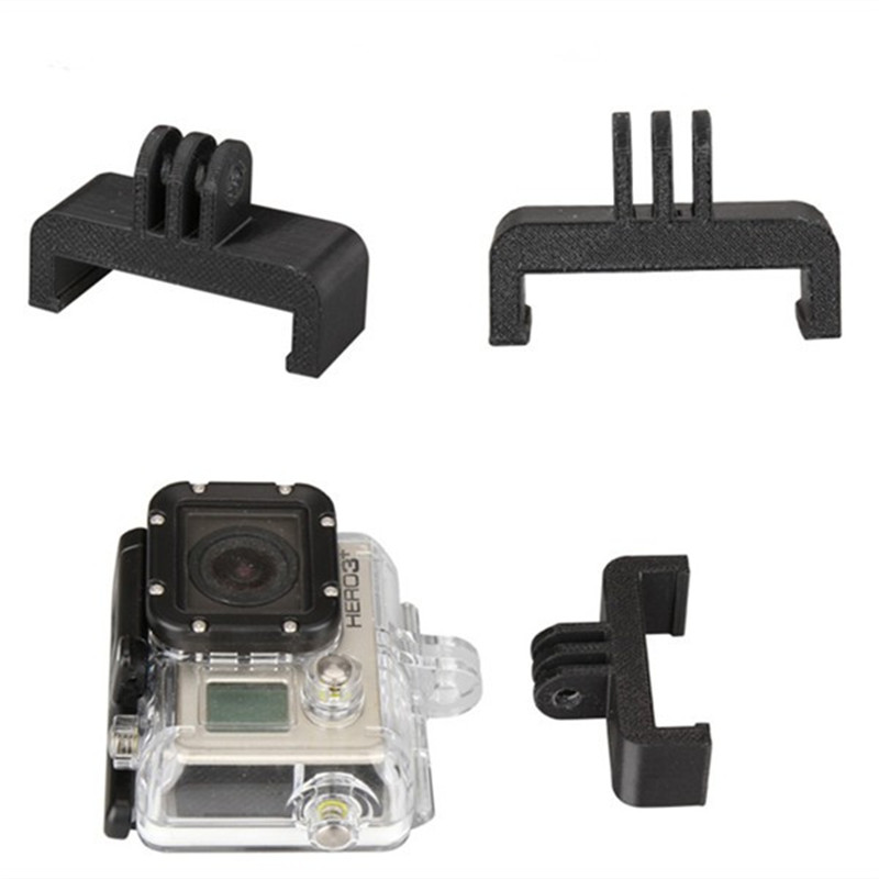 2016 New Arrival For DJI Inspire 1 Spare Parts Camera Holder For Gopro Camera Gimbal Mount