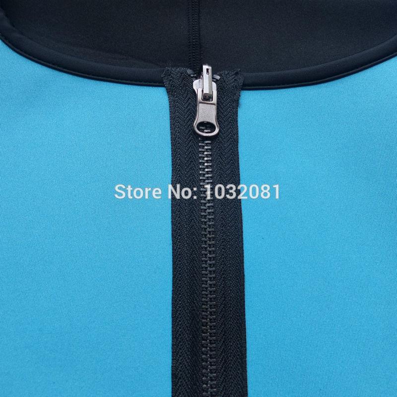 XS – 5XL sweat plus size waist corset zipper women slimming body shaper waist trainer cincher hot shaper sexy vest E12B