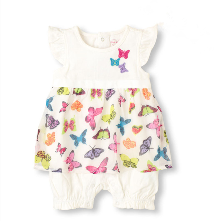 Newborn Baby Girl Summer Clothes | Bbg Clothing