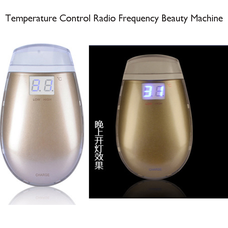 Фотография Mini Portable RF Radio Frequency Microcurrent Stimulation Face  Lift Skin Lifting For Facial Rejuvenation Machine