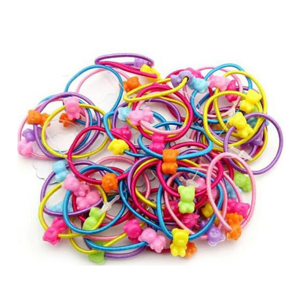 Гаджет  50pcs/lot Hot Sales Hair Clip  For Hair Headband Children
