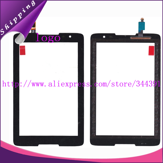 5pcs/lot 100%Tested 8 For Lenovo Tablet IdeaTab A5500 Touch Screen Panel Digitizer Glass Lens with logo free shipping+tracking<br><br>Aliexpress