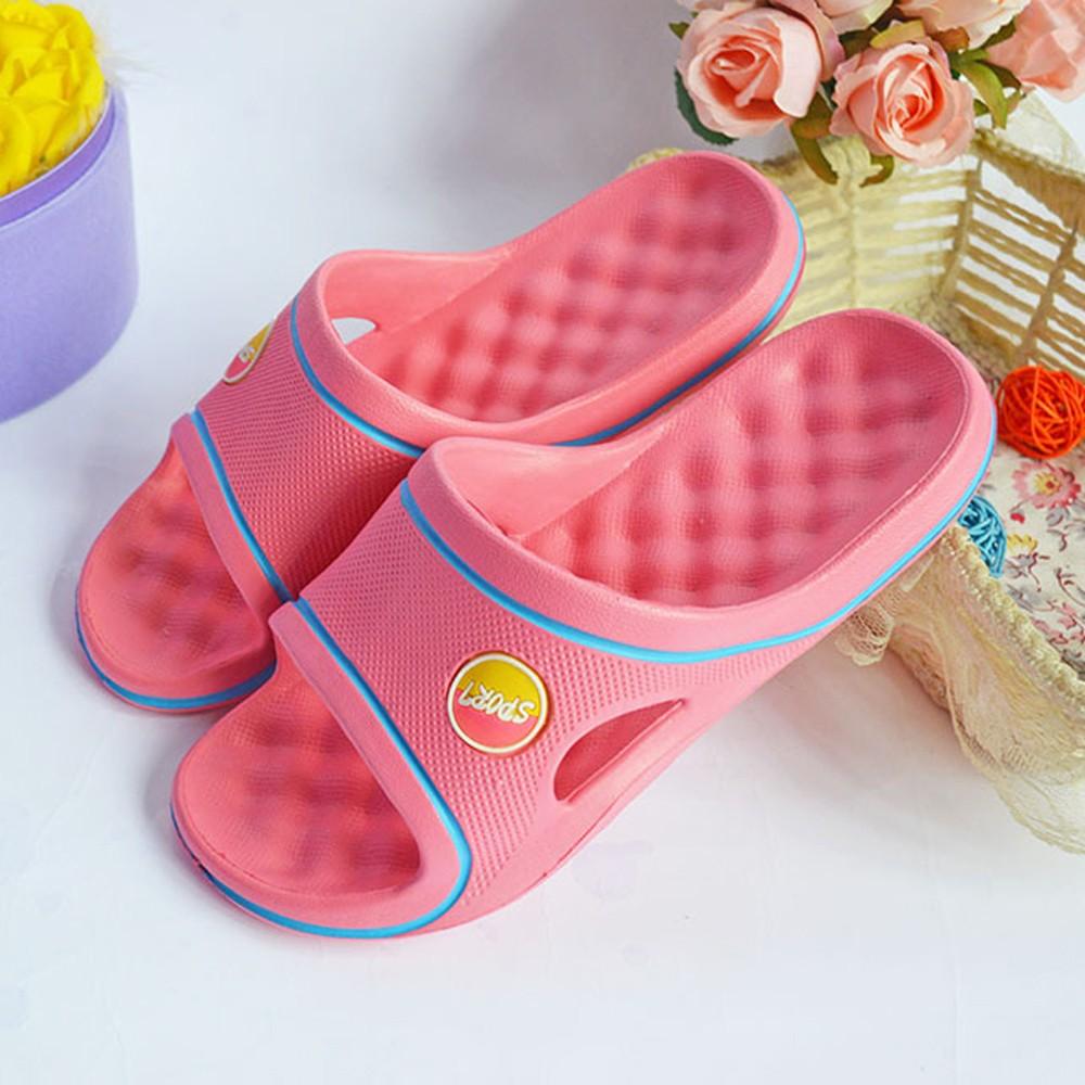 IVI New arrival US Size 5 to 7 Slippers for women Anti-Slip House Sandal Bath Slippers Indoor Floor Slippers Massage Slippers