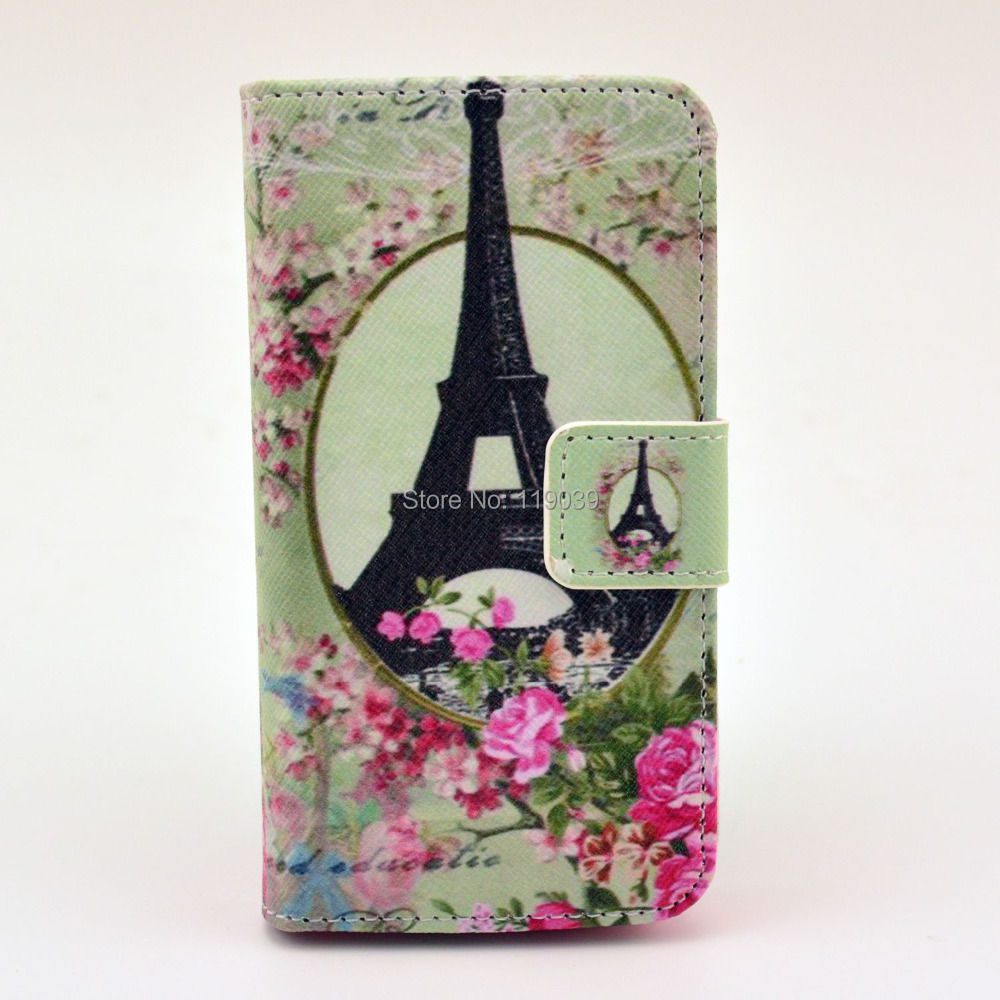 latest iron Tower Colorful Luxury Phone Cases Skin Case Cover Protector iphone 4 4S case - Accessory's World store