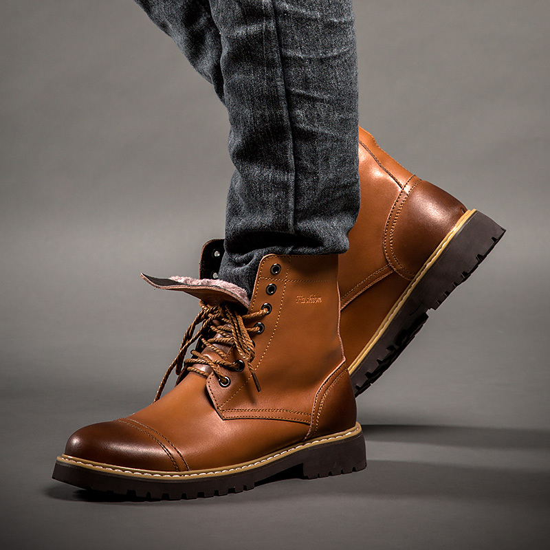 Wide Boots for Men Promotion-Shop for Promotional Wide Boots for ...